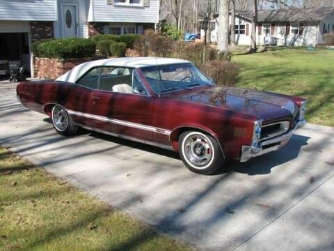 1966 Pontiac Le Mans for sale at Classic Car Deals in Cadillac MI