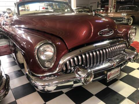 1953 Buick Skylark for sale at Berliner Classic Motorcars Inc in Dania Beach FL
