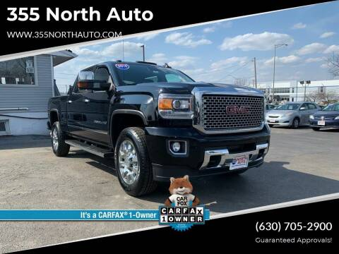 2015 GMC Sierra 2500HD for sale at 355 North Auto in Lombard IL