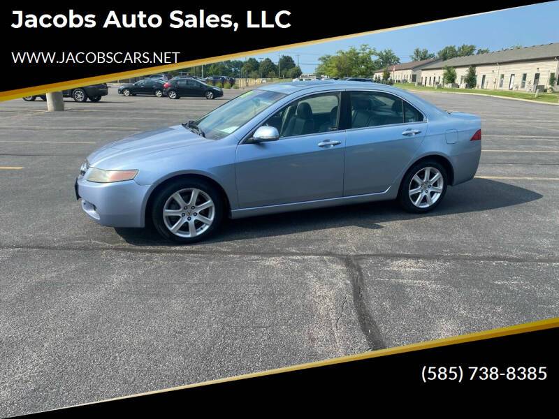 2004 Acura TSX for sale in Spencerport, NY