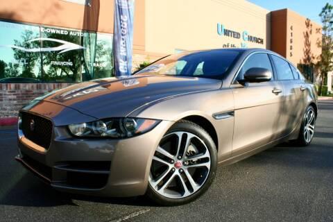 2017 Jaguar XE for sale at CK Motors in Murrieta CA