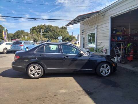 2008 Mercedes-Benz C-Class for sale at Nima Auto Sales and Service in North Charleston SC
