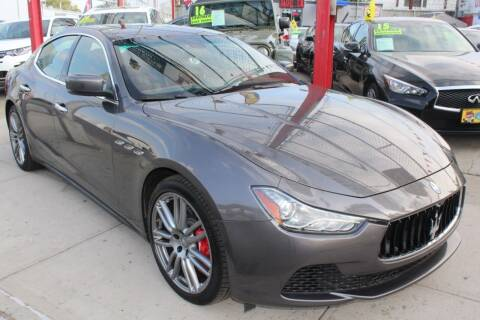 2016 Maserati Ghibli for sale at LIBERTY AUTOLAND INC in Jamaica NY