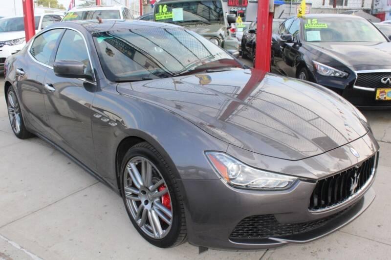 2016 Maserati Ghibli for sale at LIBERTY AUTOLAND INC in Jamaica NY