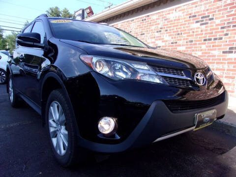 2015 Toyota RAV4 for sale at Certified Motorcars LLC in Franklin NH