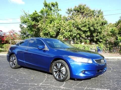 2009 Honda Accord for sale at SUPER DEAL MOTORS 441 in Hollywood FL