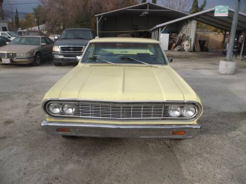 1964 Chevrolet El Camino for sale at AJ'S Auto Sale Inc in San Bernardino CA