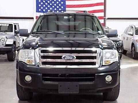 2009 Ford Expedition for sale at Texas Motor Sport in Houston TX