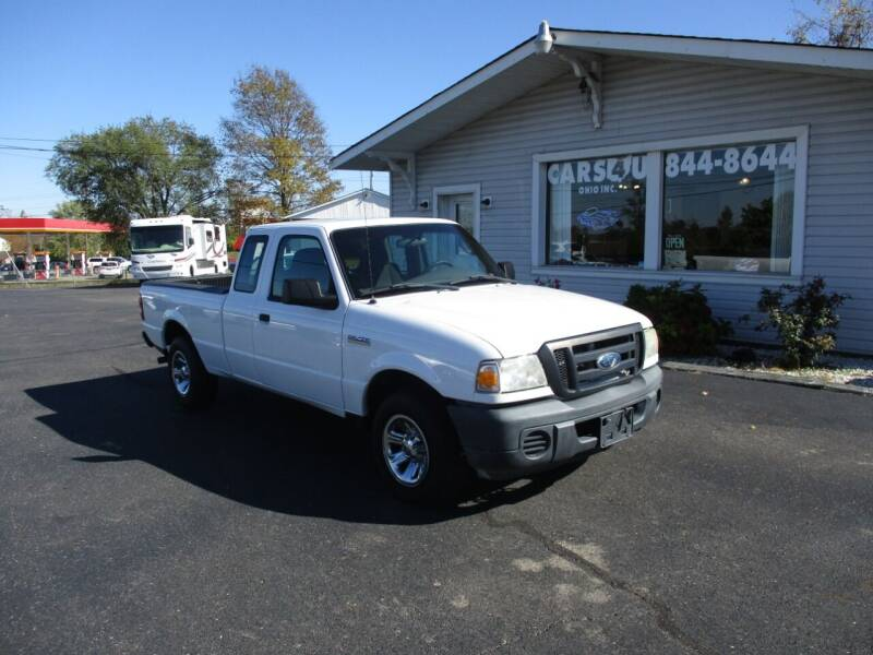 2008 Ford Ranger for sale at Cars 4 U in Liberty Township OH