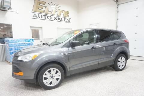 2013 Ford Escape for sale at Elite Auto Sales in Ammon ID