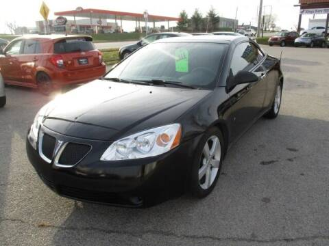 2007 Pontiac G6 for sale at King's Kars in Marion IA