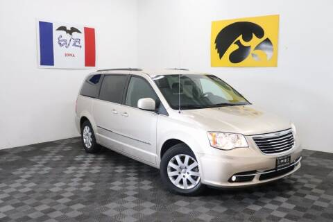 2014 Chrysler Town and Country for sale at Carousel Auto Group in Iowa City IA