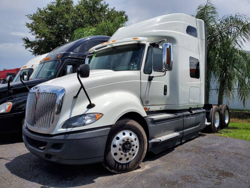 2017 International ProStar+ for sale at The Auto Market Sales & Services Inc. in Orlando FL