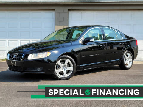 2008 Volvo S80 for sale at Riverfront Auto Sales in Middletown OH