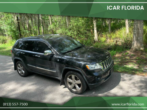 2011 Jeep Grand Cherokee for sale at ICar Florida in Lutz FL