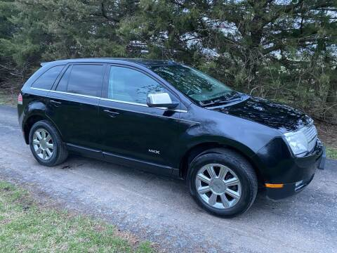 2007 Lincoln MKX for sale at Kansas Car Finder in Valley Falls KS