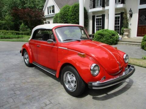 1979 Volkswagen Super Beetle for sale at Classic Investments in Marietta GA