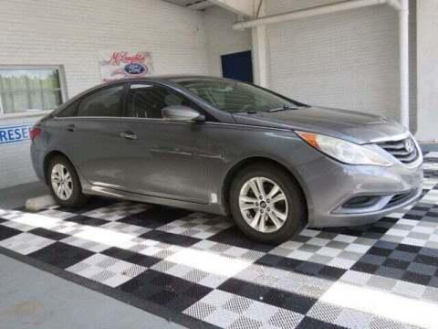 2013 Hyundai Sonata for sale at McLaughlin Ford in Sumter SC
