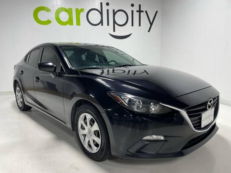 2015 Mazda MAZDA3 for sale at Cardipity in Dallas TX