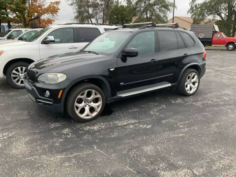 2008 BMW X5 for sale at Stein Motors Inc in Traverse City MI