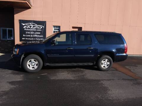2007 Chevrolet Suburban for sale at ENZO AUTO in Parma OH