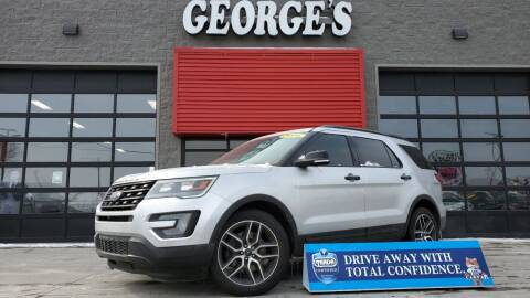2016 Ford Explorer for sale at George's Used Cars - Telegraph in Brownstown MI