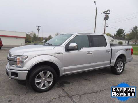 2019 Ford F-150 for sale at DUNCAN SUZUKI in Pulaski VA