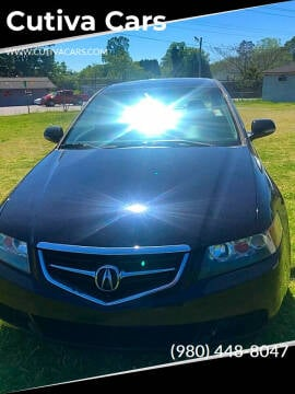 2005 Acura TSX for sale at Cutiva Cars in Gastonia NC
