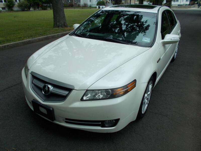 2007 Acura TL for sale at Mercury Auto Sales in Woodland Park NJ