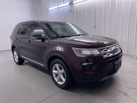 2019 Ford Explorer for sale at JOE BULLARD USED CARS in Mobile AL