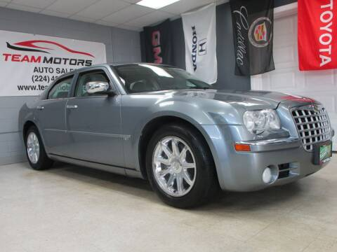 2007 Chrysler 300 for sale at TEAM MOTORS LLC in East Dundee IL