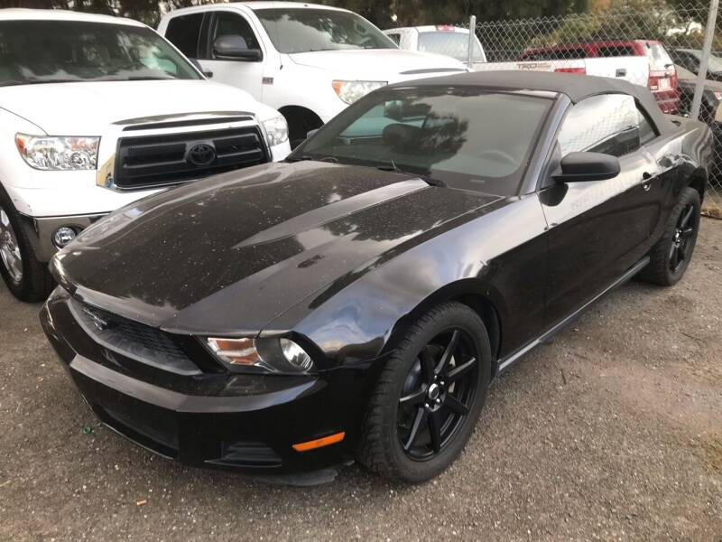 2012 Ford Mustang for sale at Auto Land in Newark CA
