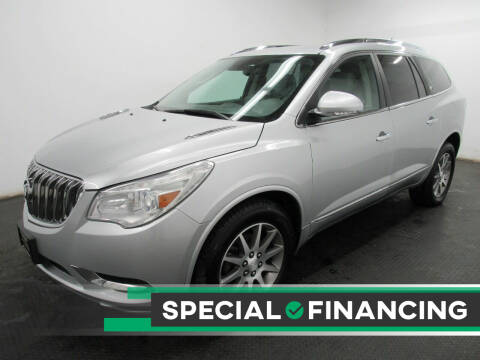2017 Buick Enclave for sale at Automotive Connection in Fairfield OH