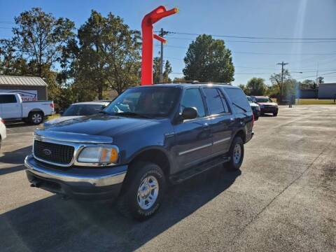 2000 Ford Expedition for sale at Aaron's Auto Sales in Poplar Bluff MO