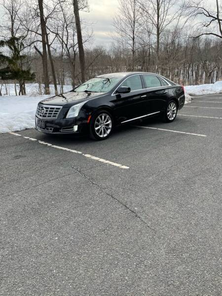 2014 Cadillac XTS for sale at CAR STOP in Linden NJ