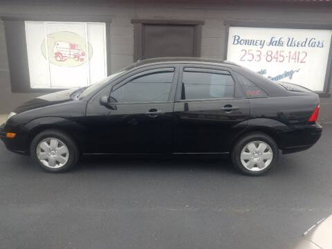 2007 Ford Focus for sale at Bonney Lake Used Cars in Puyallup WA