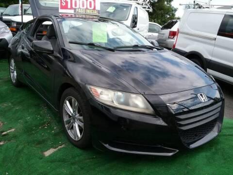 2011 Honda CR-Z for sale at Drive Deleon in Yonkers NY