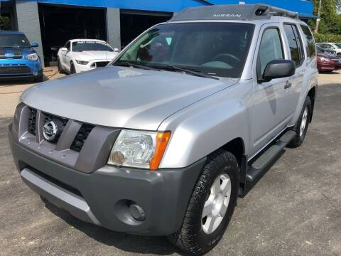 2008 Nissan Xterra for sale at Capital Motors in Raleigh NC