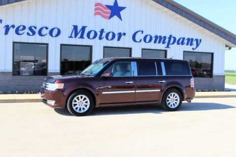 2010 Ford Flex for sale at Cresco Motor Company in Cresco IA