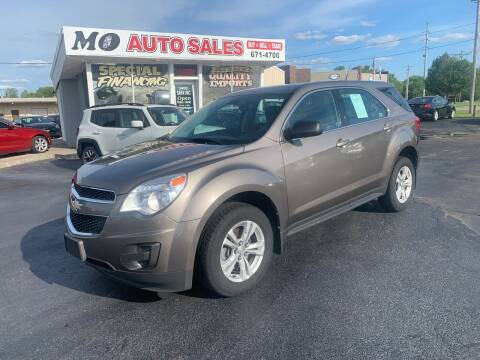 2010 Chevrolet Equinox for sale at Mo Auto Sales in Fairfield OH