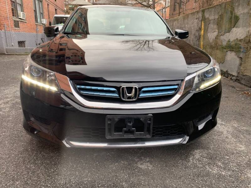 2015 Honda Accord Hybrid for sale at B & Z Auto Sales LLC in Delran NJ