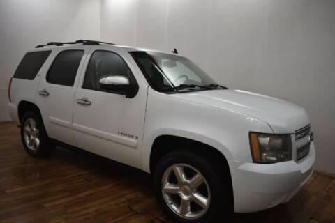 2008 Chevrolet Tahoe for sale at Paris Motors Inc in Grand Rapids MI