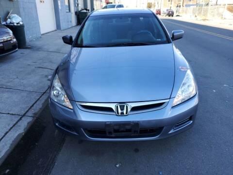 2007 Honda Accord for sale at SUNSHINE AUTO SALES LLC in Paterson NJ