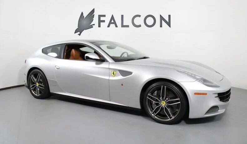 2013 Ferrari FF for sale at FALCON AUTO BROKERS LLC in Orlando FL