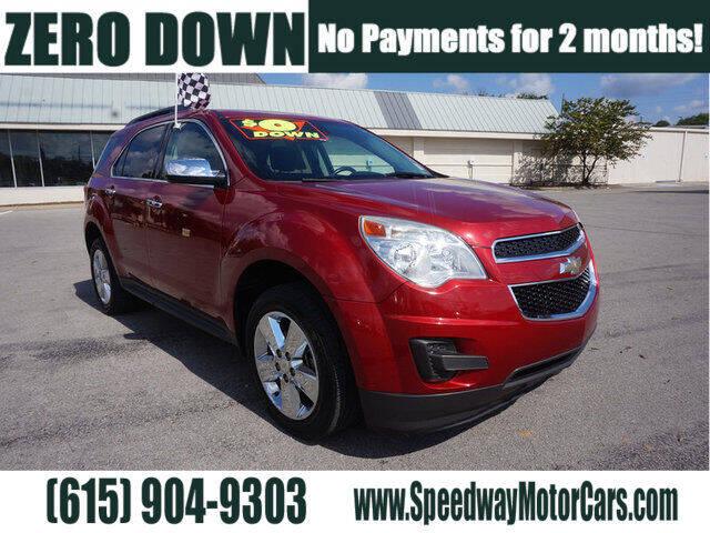 2015 Chevrolet Equinox for sale at Speedway Motors in Murfreesboro TN