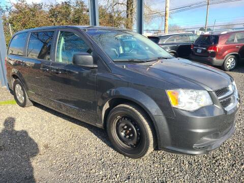 2012 Dodge Grand Caravan for sale at Universal Auto Sales in Salem OR