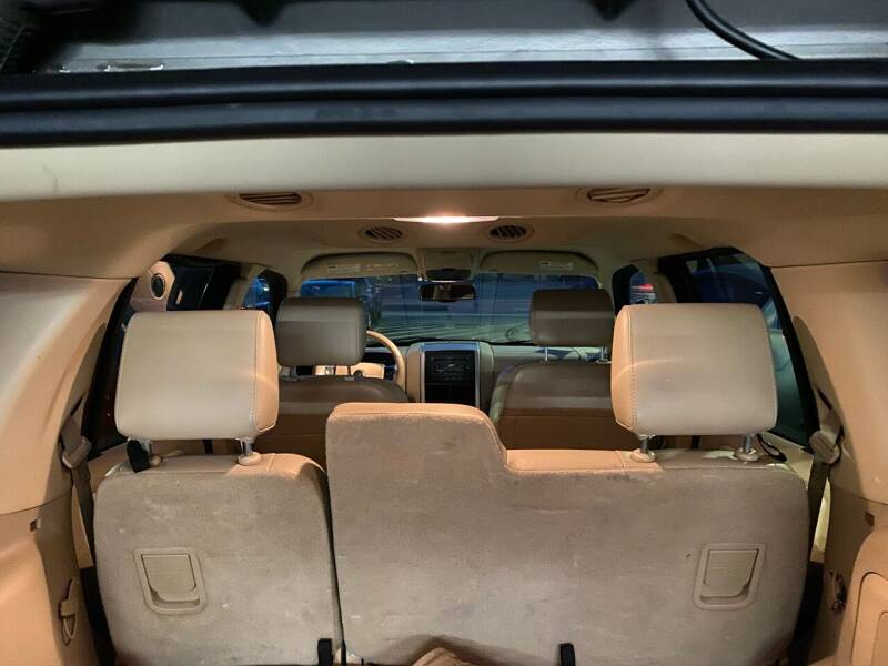 2006 Mercury Mountaineer AWD Luxury 4dr SUV (V6) - Warwick RI