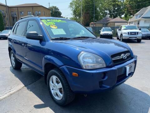 2007 Hyundai Tucson for sale at Streff Auto Group in Milwaukee WI