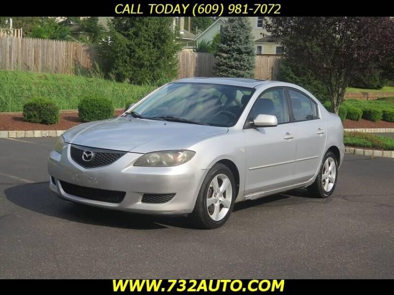 2005 Mazda MAZDA3 for sale at Absolute Auto Solutions in Hamilton NJ