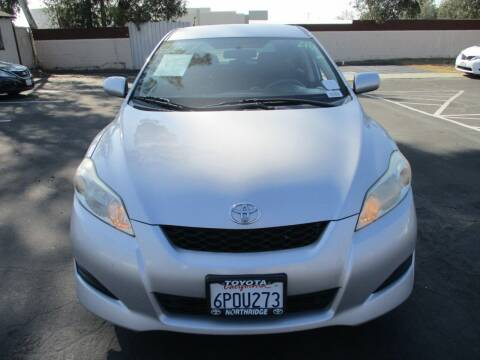 2011 Toyota Matrix for sale at F & A Car Sales Inc in Ontario CA